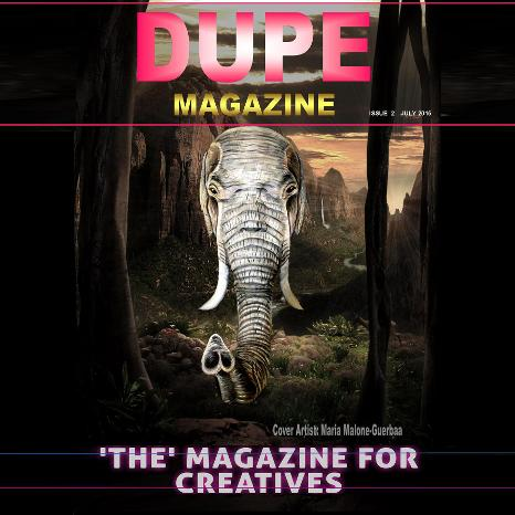 Dupe Magazine for Creatives Issue 2
